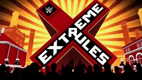 wwe extreme rules  wallpaper