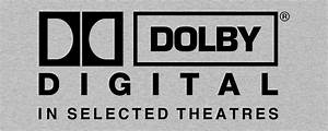 Dolby Digital In Selected Theatres Logo | Car Interior Design