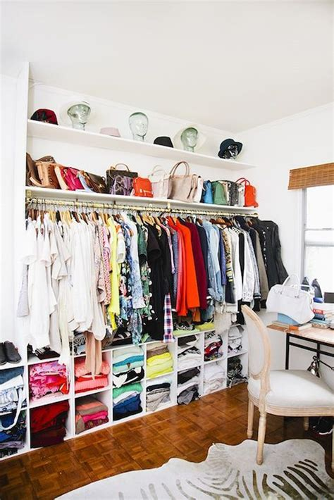 how to create and organize your closet the everygirl