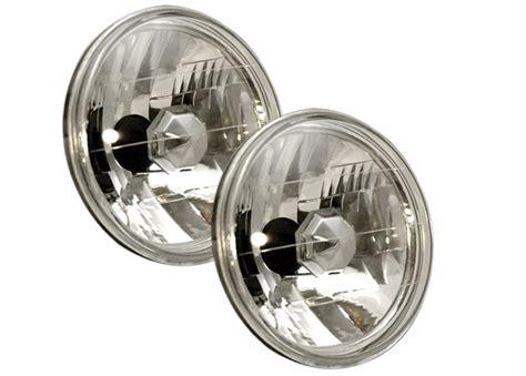 halogen headlights anzo halogen replacement headlight