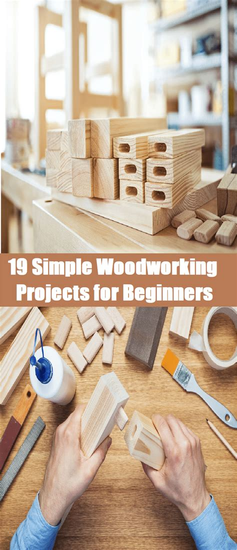 simple woodworking projects  beginners hobby