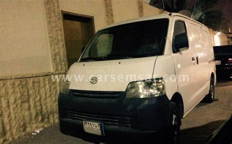 2014 Daihatsu Gran Max Van For Sale In Egypt