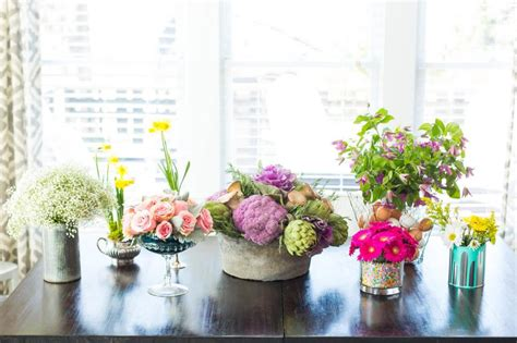 11 simple and stylish diy floral centerpieces 10 tips