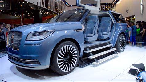 2017 Lincoln Navigator Concept Car Severehdcom We
