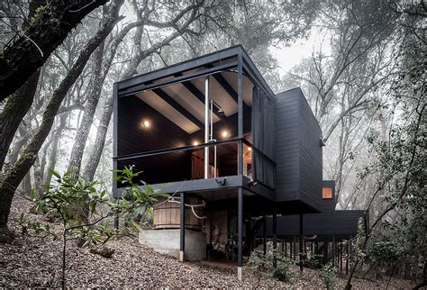 House In The Forest by Forest House