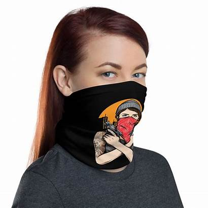 Mask Gangster Face Bandana Gangsta Scarf Headwear