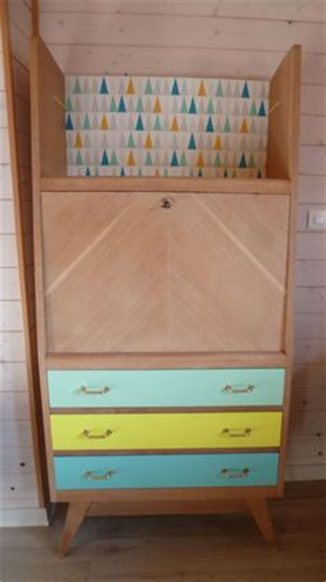 relooking meuble vintage on pinterest commode vintage