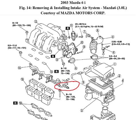 Mazda Engine Diagram Needed Would Like