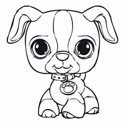 Coloring Dog Cartoon Pages
