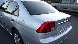 Honda Civic 2002 : 2002 honda civic 4 door at kolenberg motors ltd youtube ~ Dallasstarsshop.com Idées de Décoration