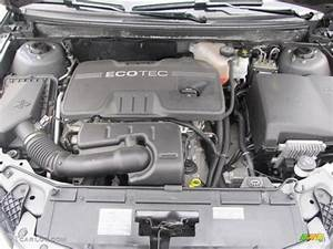 2008 Pontiac G6 Value Leader Sedan 2 4 Liter Dohc 16