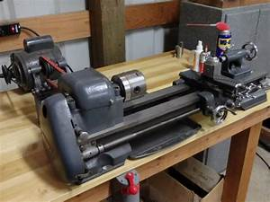 My Workshop Lathes | BambooPursuits