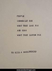 To Kill A Mockingbird Family Quotes  Quotesgram