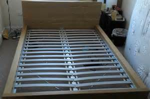 ikea malm bed frame instructions ikea malm queen bed