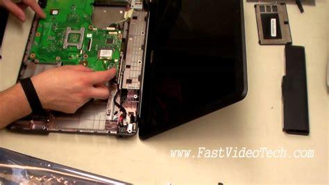 toshiba satellite power problem fix dc jack replacement