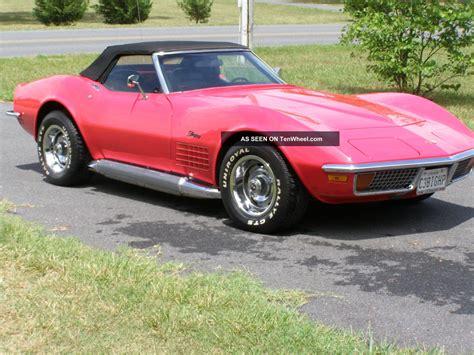 manual repair free 1972 chevrolet corvette seat position control 1972 chevrolet corvette base convertible 2 door 5 7l
