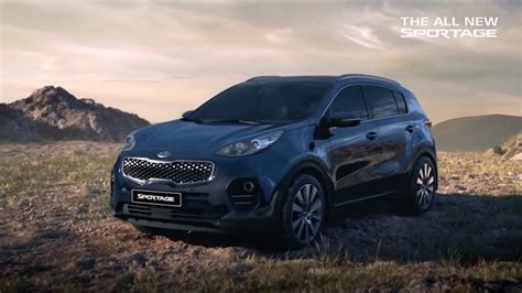 The All New 2019 Kia Sportage  Exterior And Interior