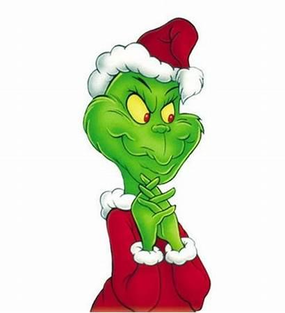 Grinch Clip Clipart Christmas Stole Transparent Cartoon