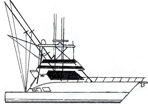 How To Draw Model Boat Plans by Boat Drawing Clipart Best