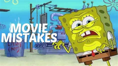 Spongebob Squarepants Spongebob's Place Mistakes