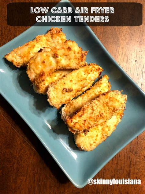 fryer air carb low chicken tenders louisiana