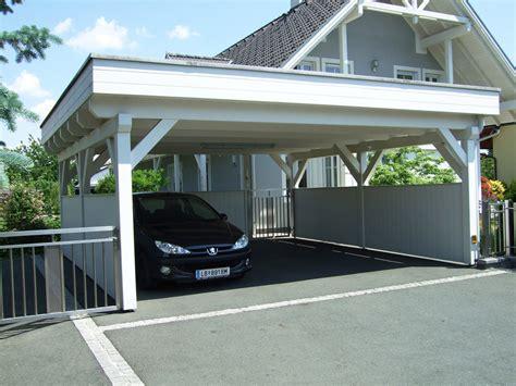 Schön Flachdach Carport Lappi Holzbau Aus Der Steiermark Dacheindeckung Bauplan Selber Bauen