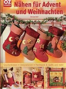 Nähen Für Weihnachten Und Advent : n hen f r advent und weihnachten geschenkideen dekorationen patchwork quilts ~ Yasmunasinghe.com Haus und Dekorationen