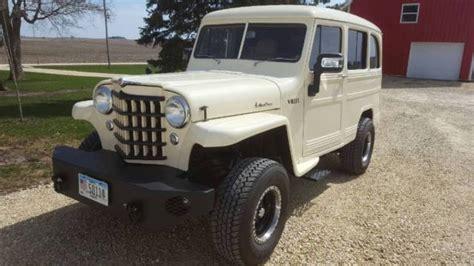 willys jeep lsx 1951 willys wagon jeep ls1 lsx 4x4 classic willys wagon
