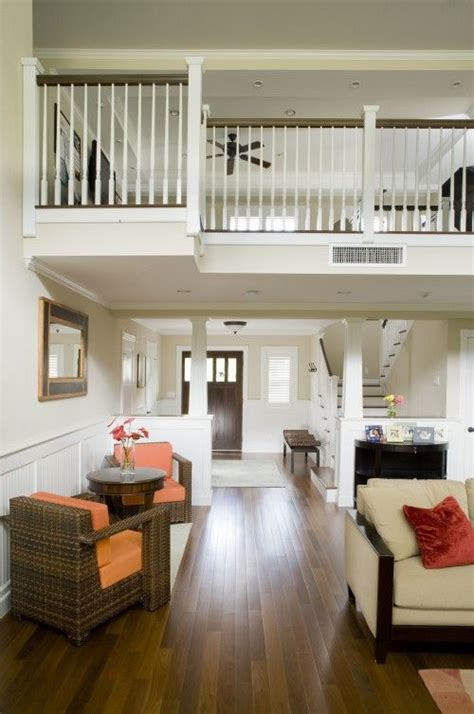 Decorating Ideas For A 2 Bedroom House by Like The Open Second Floor Interior Balcony My