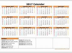 2017 Calendar All Images Calendar Template 2018