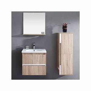 meuble ceruse wikiliafr With meuble salle de bain ceruse blanc