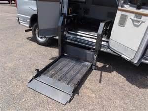 Handicap Van Wheelchair Lifts