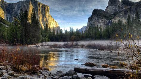 1920x1080 landscape, mountain, river 1080P Laptop Full HD ...