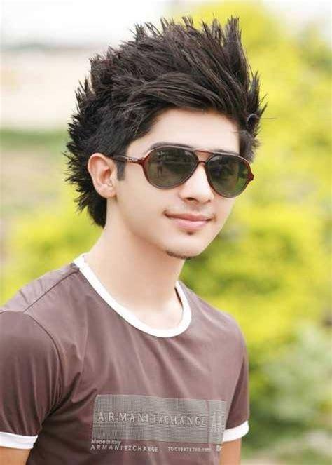 dashing eid hair styles  boys top pakistan