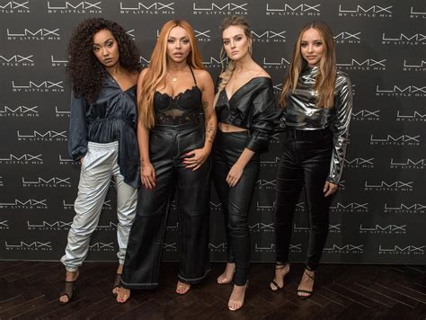 Little Mix blast social media for 'promoting perfection ...