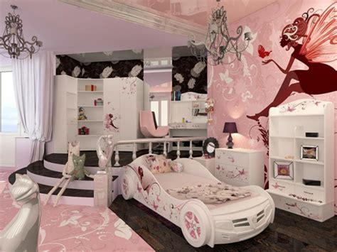 Kinder Mädchen Zimmer by Kinderzimmer Mit Autobett Gestalten