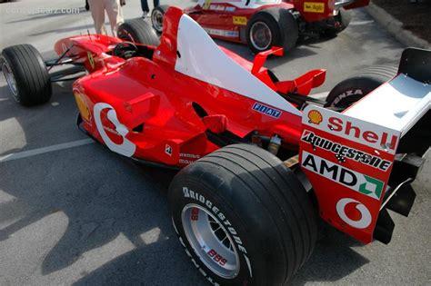 2003 Ferrari F2003ga Images Photo Ferrarif2003gadv06