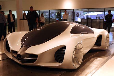 mercedes benz biome inside mercedes biome concept lightweight car wordlesstech