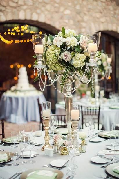 Silver Centerpiece Weddings Decorations Centerpieces Candelabra Reception