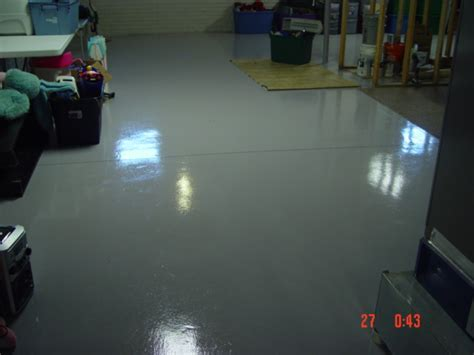 Wet Basement Epoxy Flooring Kit   ArmorGarage