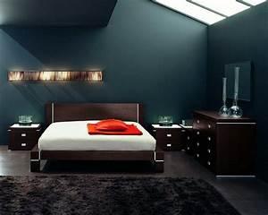 Men's Bedroom Decorating Ideas