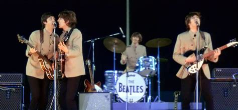 Sportschump Summer Concert Series, Part Iv The Beatles At Shea Stadium (thanks To Ron Howard