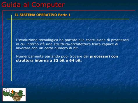 Guida Al Computer  Lezione 51  Il Sistema Operativo Parte 1