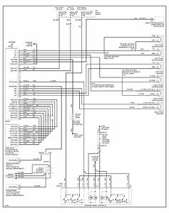 Speaker Wiring Diagram  Front Door Speakers