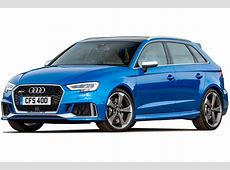 Audi RS3 review Carbuyer
