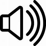 Sound Noise Icon Icons Volume Clipart Svg
