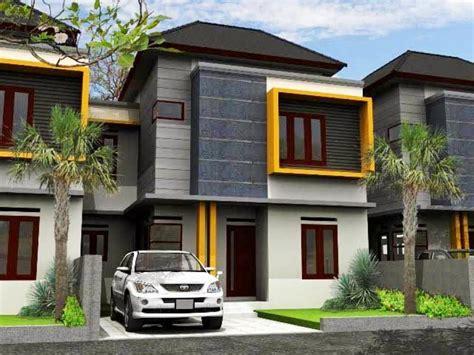 desain rumah lantai  minimalis
