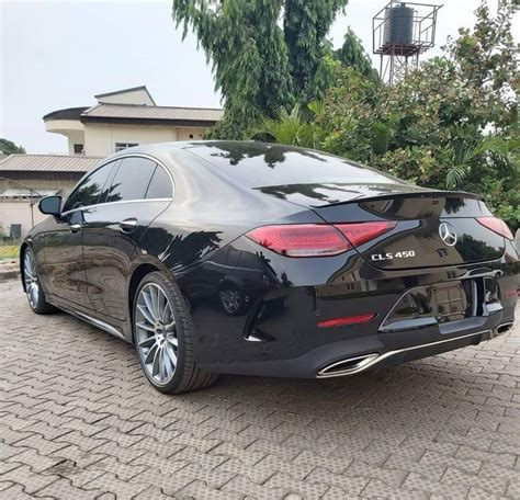 Mercedes benz glb 250 4matic 2021 ngn 15,259,050. Foreign Used 2019 Mercedes Benz Cls 450 - Autos - Nigeria