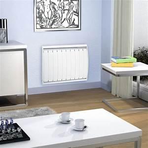 Radiateur Electrique Chaleur Douce : radiateur chaleur douce noirot calidou pas cher ~ Dailycaller-alerts.com Idées de Décoration
