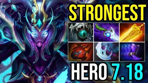 spectre monster tankiest  strongest hero